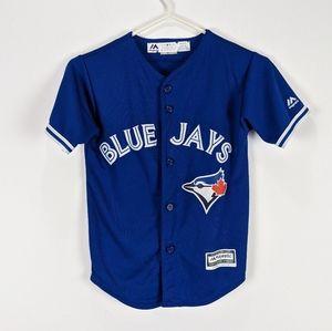 Majestic Toronto Blue Jays Jersey Youth Small